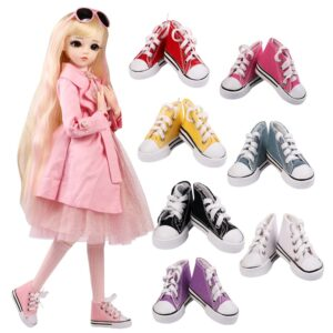 Ball-jointed Doll Athletic Shoes