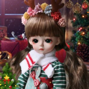 Barbie Toy Love Fur Doll Wig
