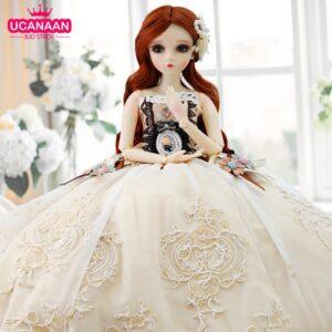 Barbie Toy Petal Fashion Gown