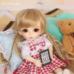Barbie Toy Plush Hair Baby Toys