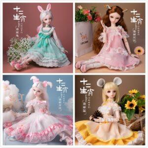 Barbie Toy Petal Lace Creative Arts