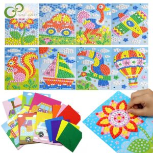 Jigsaw Puzzle Patterned Art
