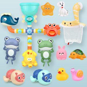 Toy Animal Figure Plastic Ducks