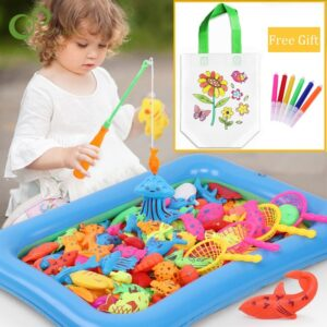 Play Toy Fishing Plastic Baby Toys