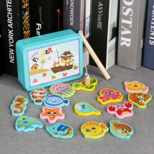 Jigsaw Puzzle Toy Box Baby Toys