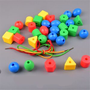 Beads Toys Geometric Figurebeads Stringing