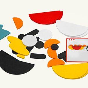 Montessori Wooden Animal Jigsaw Puzzle