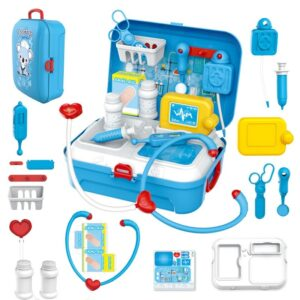 Play Doctor Toys Set Backpack