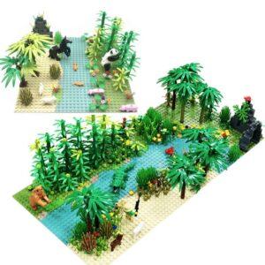 Evergreen Art Toy Block