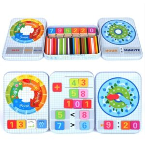 Circle Art Education Toy Block