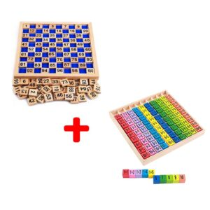Patterned Symmetry Educational Toy