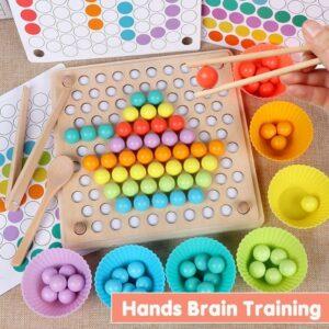 Wooden Montessori Kids Toys