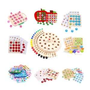 Circle Patterned Creative Arts Chess