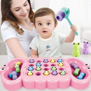 Baby Catch Board Game