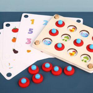 Montessori Toys Interaction Game