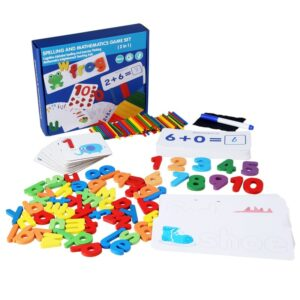 Montessori Early Learning Spelling Word