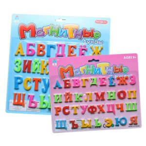 Alphabet Magnetic Letters Fridge