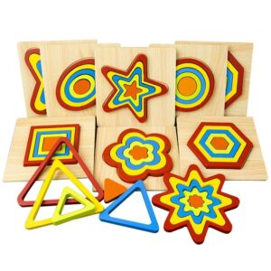 Circle Art Table Peace Symbols