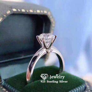 Bridal Engagement Propose Ring