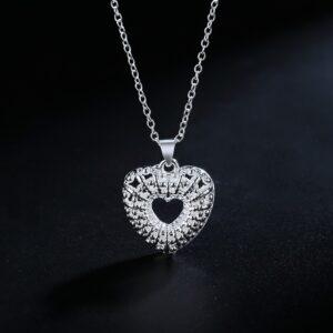 AAA Zircon Pendant Necklace