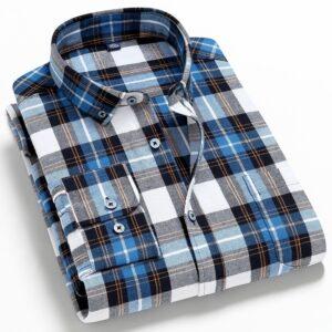 Business Casual Long Sleeve Shirt