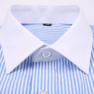 Business Collar French Cuff Dress