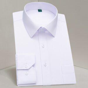 Breast Formal Shirt Business Dress