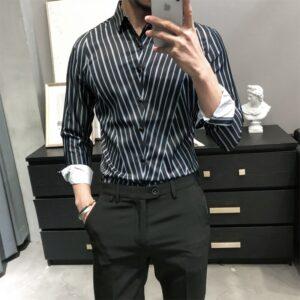 Business Work Shirt Prom Tuxedo