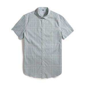 High Quality Cotton Plaid Shirt