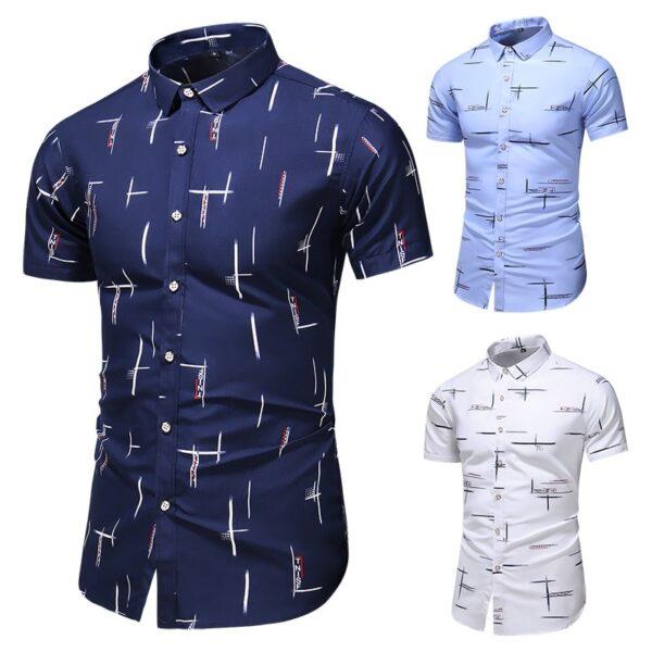 Fashion Style Design Casual Shirt