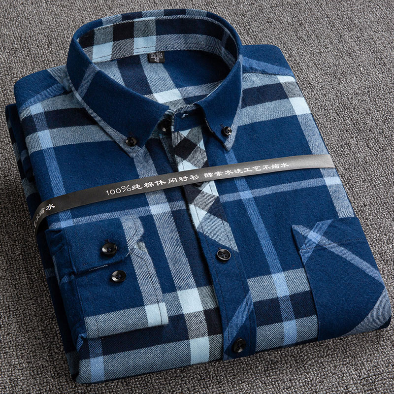 Why People Love Checkered Shirts?