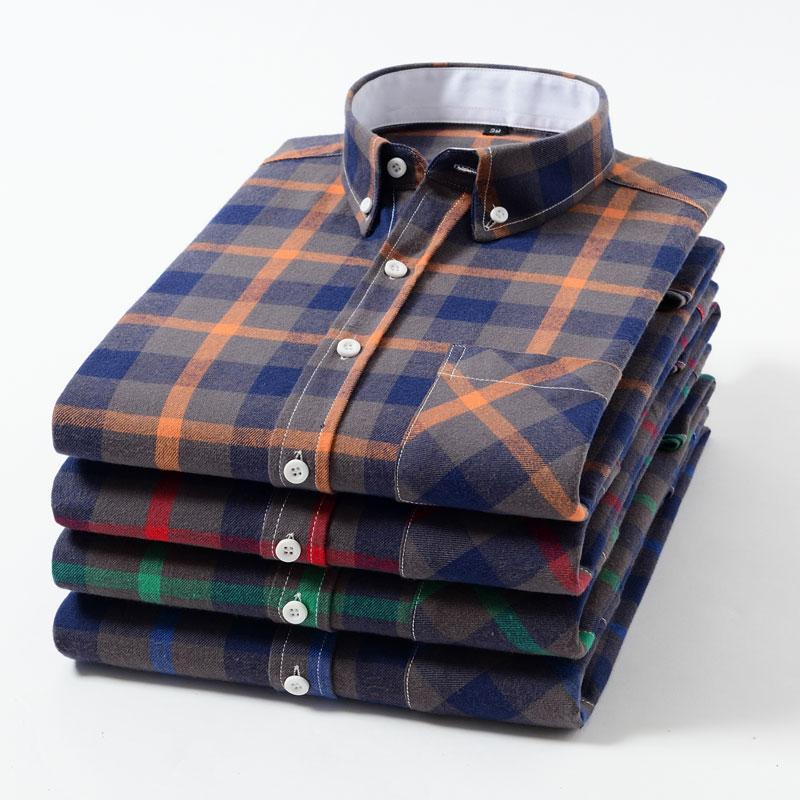 Why People Love Plaid Shirts?