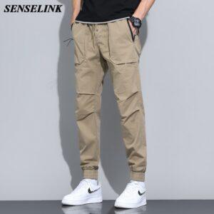 Summer Tactical Casual Cargo Pants
