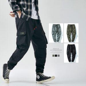 Japanese Style Straight Harem Pants