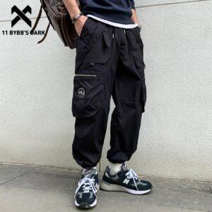 Hip Hop Ribbon Harem Pants