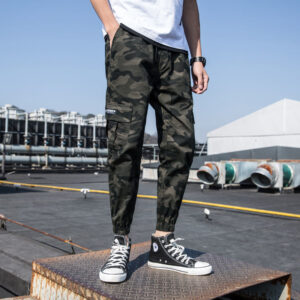 Hip Hop Camouflage Cargo Pants