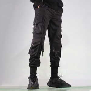 Harajuku Cargo Pants Japanese Streetwear