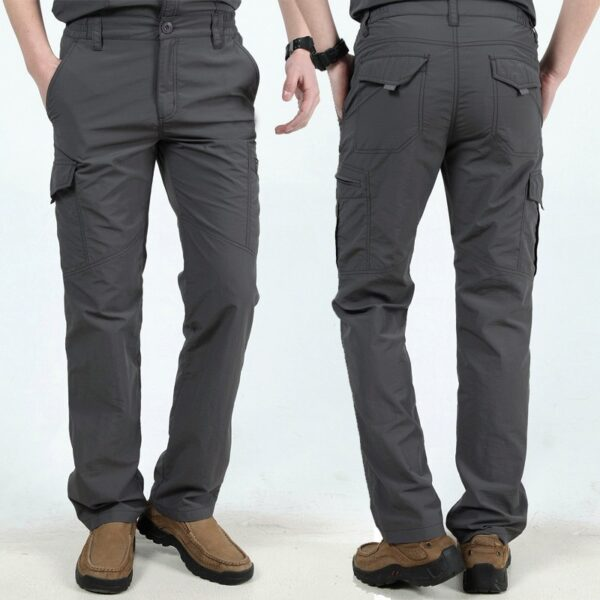 Summer Military Lightweight Tactical Pants