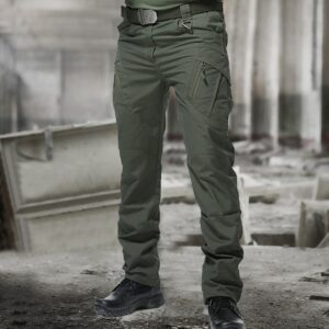 Camouflage Cargo Outdoor Joggers Pant