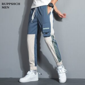 Summer Trend Casual Tide Pants
