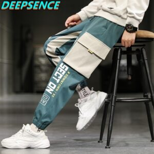 Spring Casual Loose Cargo Pants