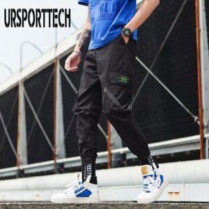 Jogger Men Spring Harem Pants