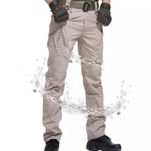 Waterproof Military Tactical Cargo Pant