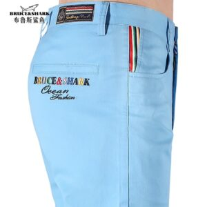 Spring Men Pants Casual Fashion