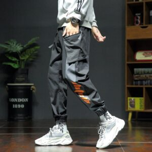 Spring Cargo Pants Jogger Trousers