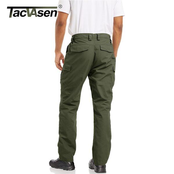 Cargo Pants Men Work Trousers