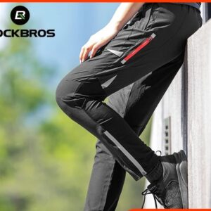 Men Summer Pants Cycling Trousers