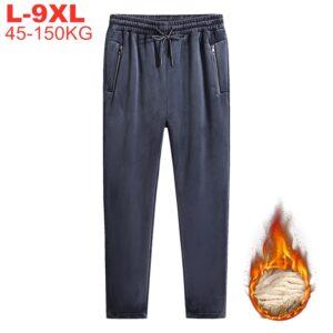 Winter Casual Warm Sports Pants