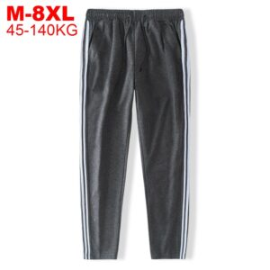Joggers Sweatpants Men Chinese Pants