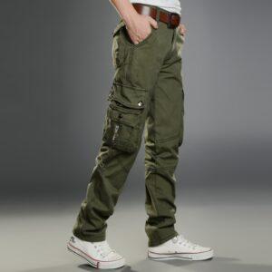 Harem Joggers Pants Tactical Trousers